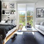 Έξυπνες ιδέες διακόσμησης για ένα μικρό διαμέρισμα
