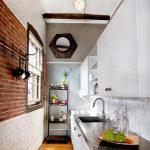 Μικρή κουζίνα: πώς θα την κάνετε όμορφη και λειτουργική