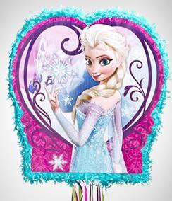 πινιατα για παιδικα παρτυ πριγκιπισσα