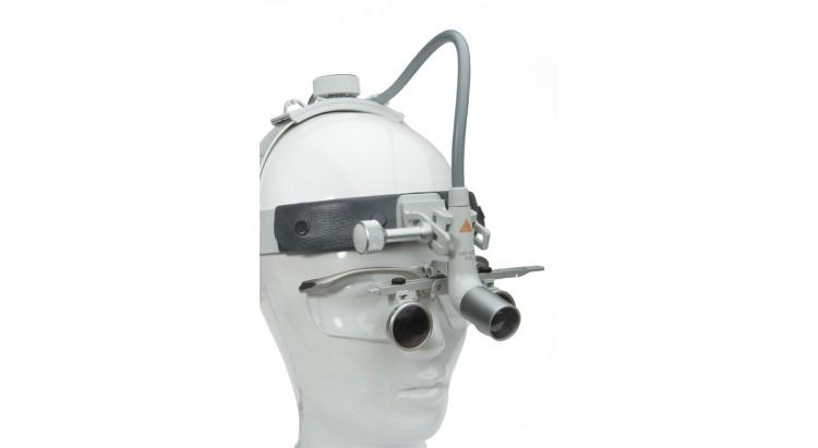 Medicahellas.gr - Ιατρικός Εξοπλισμός - Μετωπιαίος Φωτισμός Οπτικής Ίνας Heine