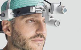 Medicahellas.gr - Ιατρικός Εξοπλισμός - Μετωπιαίος Φωτισμός Heine ML4 LED
