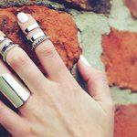 Γυναικεία δαχτυλίδια: 4 top κανόνες για να τα φορέσετε στιλάτα