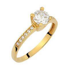 δαχτυλιδι χρυσο