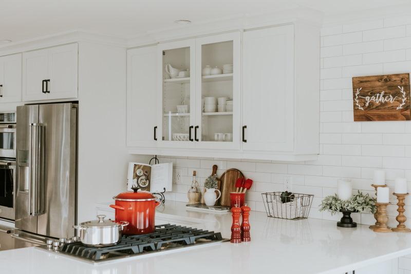 κουζίνα minimal